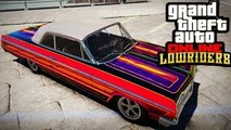 Grand Theft Auto V - Customizing Willard Faction Donk [Lowrider 2