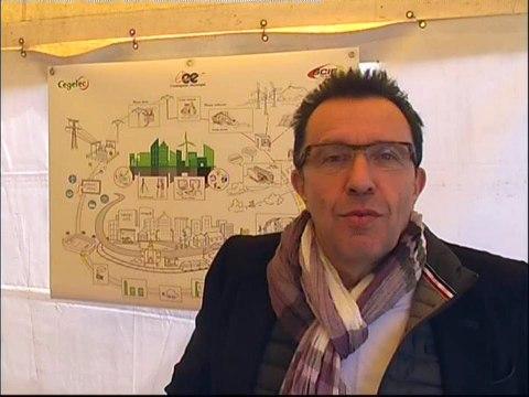 Congrès des Maires Ruraux 2015 - Serge Noël de l'Entreprise Electrique