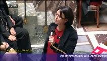 Politique de la Ville : Sylvia Pinel répond à une question au Gouvernement