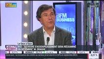 """La minute de Jacques Sapir: """"On a un mixe de politiques économiques qui marche sur la tête"""" - 27/10"""