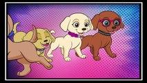 Puppy Adventures  Guard Puppies  Barbie
