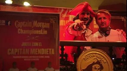 Capitán Morgan Torneo futbolín Valencia y Mendieta