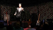 Robert Washington sings 'Let Yourself Go' Elvis Week 2015