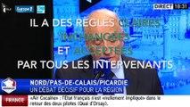 Jean-Pierre Elkabbach trolle DPDA (et France 2) en lançant le débat des régionales dans le Nord-Pas de Calais