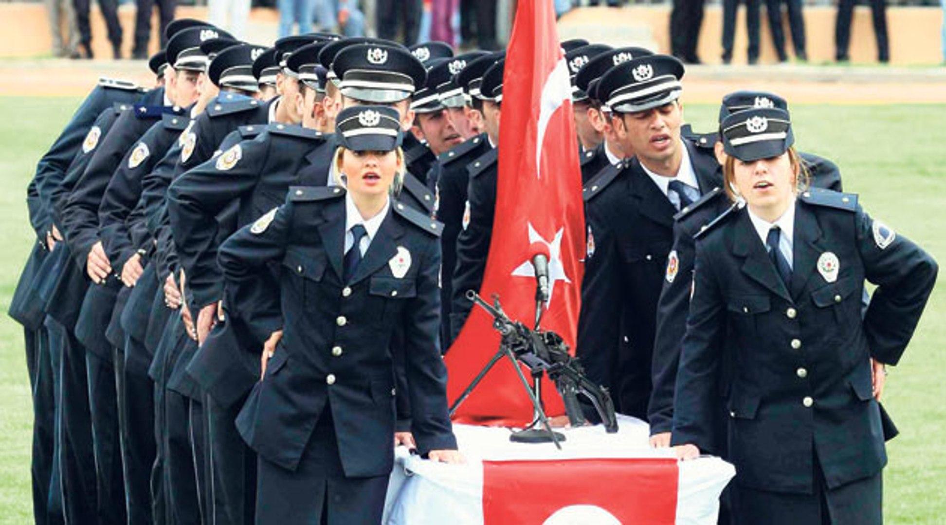 POLİS MARŞI Güvenlik Güçleri Marş Çevik Kuvvet Özel Harekat Yunus Şahin Trafik Polisi Akedemisi Kole