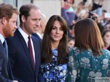 Exclu Vidéo : William, Harry et Kate : visite des membres de la famille royale aux BAFTA