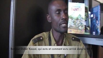 Vidéo de Didier Kassaï