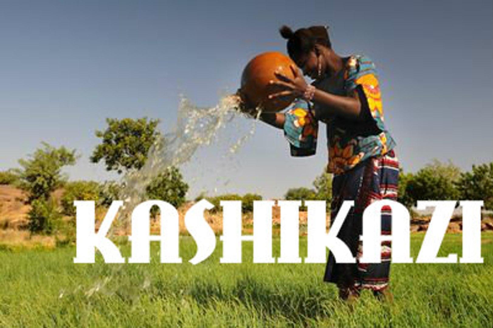Mawana Afrobeat - KASHIKAZI - Yoruba-groove (Voodoo-mix)