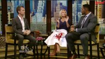 Neil Patrick Harris Interview - Live with Kelly and Michael 09/14/15