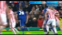 Stoke City - Chelsea FC 1-1 England Football League Cup 27-10-15
