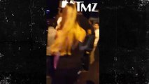 Kevin Hart and Crew in Strip Club Melee . Phone breaks, Waitress Stiffed