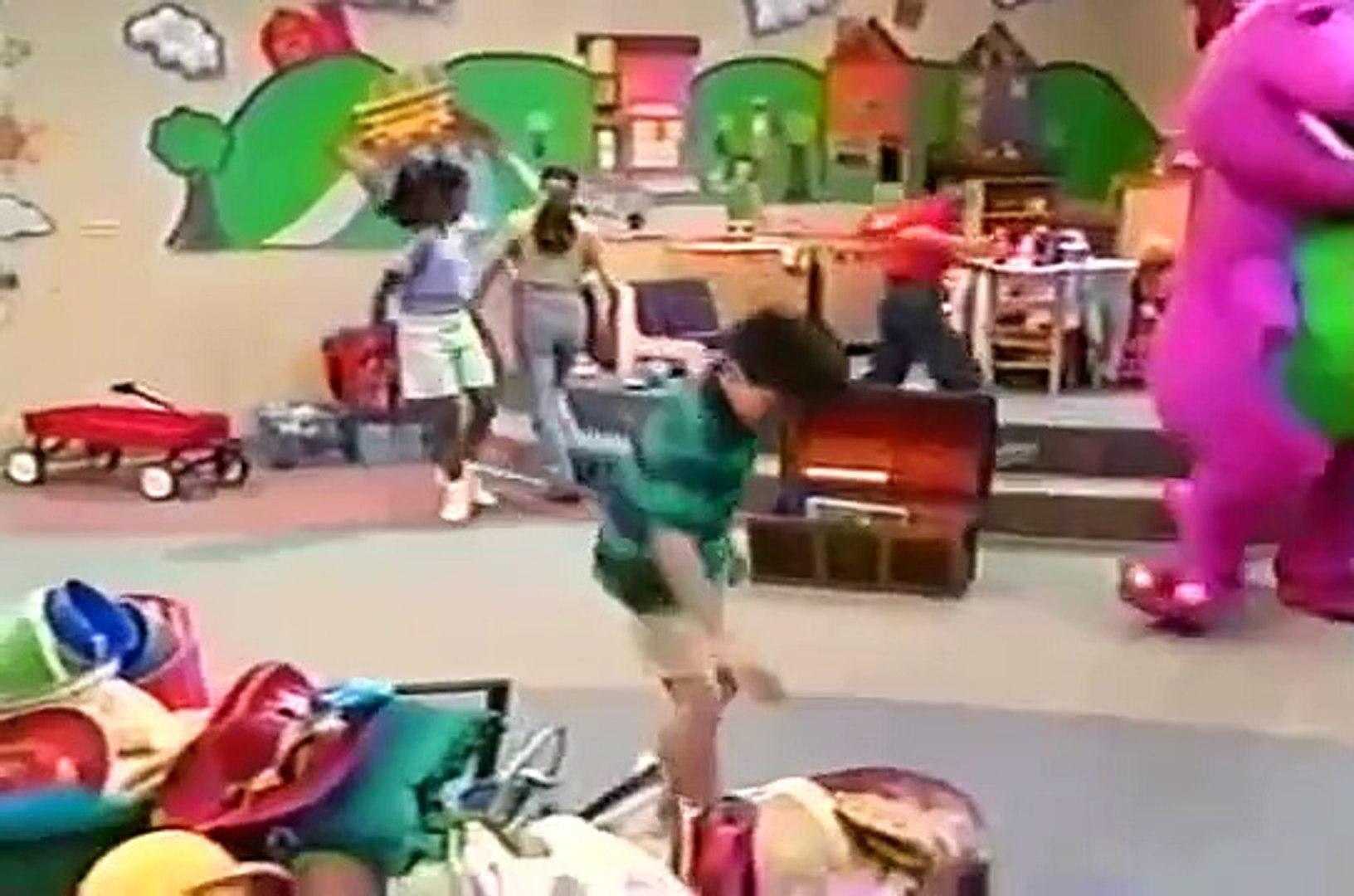 Barney & Friends: Easy Does It! (Season 5, Episode 17)