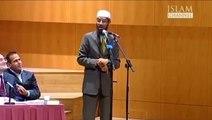 Jihad & Terrorism ᴴᴰ ┇FUNNY┇ by Sh. Dr. Zakir Naik ┇Smile...itz Sunnah┇
