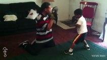 Des gamins surdoués en arts martiaux, boxe et sports de combats compilation impressionnant