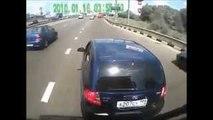 Araba Kazaları, Trafik Kazaları Videoları Derlemesi - Ocak 2014 [HD]