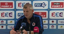 POINT PRESSE (SMC) : AVANT CAEN - NICE (CDL)