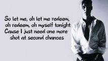 Justin Bieber - Sorry (Lyrics On Screen)