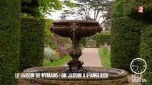 Jardin - Le jardin de Nymans : un jardin à l'anglaise - 2015/10/28