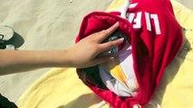 ☼ Whats in my Beach Bag! + Beach Routine ☼