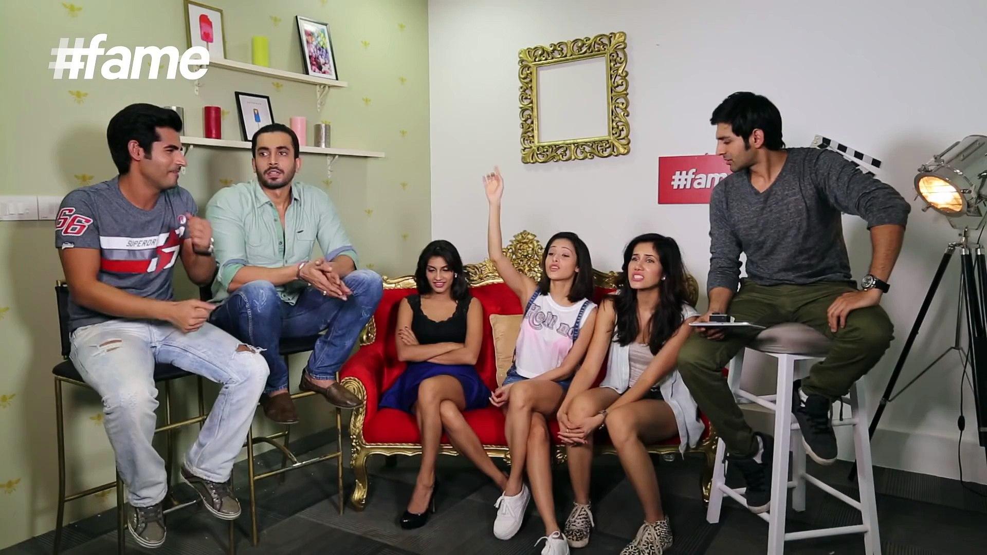 Pyaar Ka Punchnama 2 Star Cast Gets #BAJAOED
