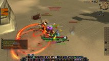 WoW WoD Lvl 100 Feral Druid PvP 2s Ownage/Montage!