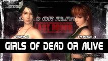 Dead or Alive 5 Last Round - Versus 7 - Momiji vs Phase 4