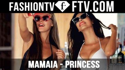 FashionTV Party with Sexy Models at Princess on Mamaia Beach Romania | FTV.com