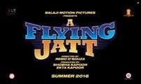 A Flying Jatt - HD Hindi Movie Teaser Trailer [2016] - Tiger