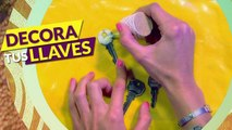 Aprende a decorar tus llaves - Dress Code 55 (3/4)