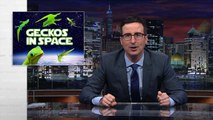 Last Week Tonight with John Oliver:  GoGetThoseGeckos (HBO)