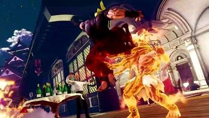 Trailer Dhalsim - PGW 2015 de Street Fighter V