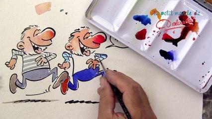 Tutoriel BD. La mise en couleur de la BD. Colorisation