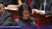 Accueil des gens du voyage: Sylvia Pinel répond à une question au gouvernement