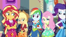 My Little Pony Equestria Girls Friendship Games 2015 Full HD Movie - Animation Film
