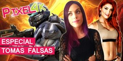 El Píxel 4K: Especial Tomas Falsas