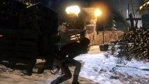 """Rise of Tomb Raider -Bande-annonce """"Woman Vs  Wild Episode #2 :  Guerilla Combat"""""""