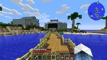 Minecraft Dinosaurs   Jurassic Craft Modded Survival Ep 70! JURASSIC WORLD RAPTOR CAGE!