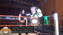 Madison Eagles vs Kellie Skater PREVIEW - Ignition 2013