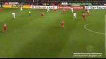 0-3 Javier Chicharito Hernández GOAL - Viktoria Köln v. Bayer Leverkusen 28.10.2015 HD