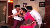 OMG Divyanka aka Ishita gets hurt While shooting for Yeh Hai Mohabbatein