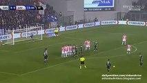 1-0 Nicola Sansone Amazing Free-Kick Goal - Sassuolo v. Juventus 28.10.2015 HD