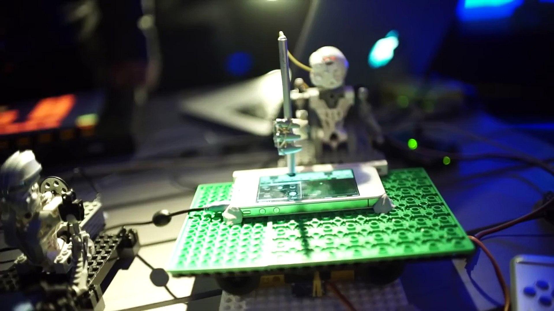 Toa Mata Band : Le premier groupe de robots LEGO