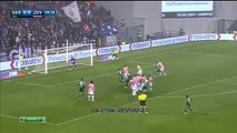 Nicola Sansone GOAL | Sassuolo 1 - 0 Juventus
