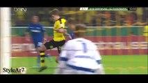 Borussia Dortmund vs Paderborn 7-1 2015 - All Goals & Highlights (DFB Pokal) 28102015 HD