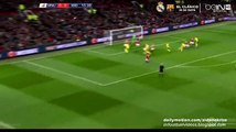 Sergio Romero Great Save after Middlesbrough Super Chance - Manchester United v. Middlesbrough - Capital One Cup 28.10.2015 HD