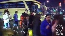 Séisme au Chili: 8,4 sur léchelle de Richter    Chile, Santiago,tsunami, un terremoto, te