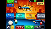 8 Ball Pool Unlimited Spin 100000 % WORKING - video dailymotion