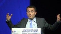 Florian Philippot UDT Marseille: Migrants, immigration : les nouvelles menaces
