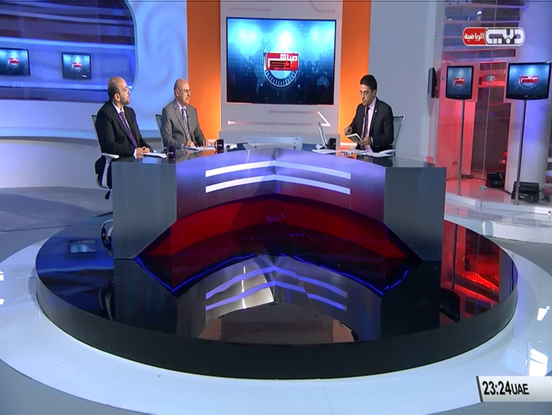 لقاء محمد عواد و الدكتور جمال صالح في برنامج ''مباشر دبي'' على دبي الرياضية