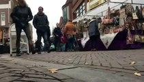 Najaarsmarkt in Appingedam zorgt voor gezellige drukte - RTV Noord
